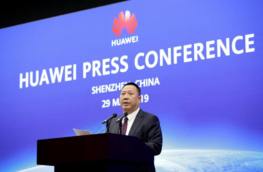 Huawei: meie USA musta nimekirja kandmine tekitab ohtliku pretsedendi