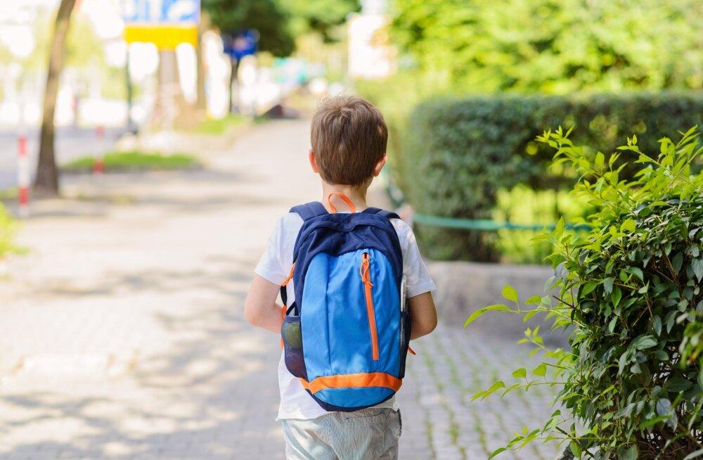 Ema kogemus kodu-kooliga: laps ei suutnud isegi karantiini ajal koolist eemale hoida, pidime teda sealt ära tooma