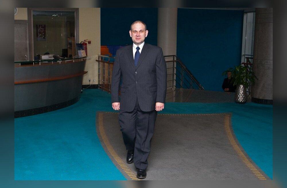 Siseministeeriumi kantsler Tarmo Türkson naaseb Teabeametisse.
