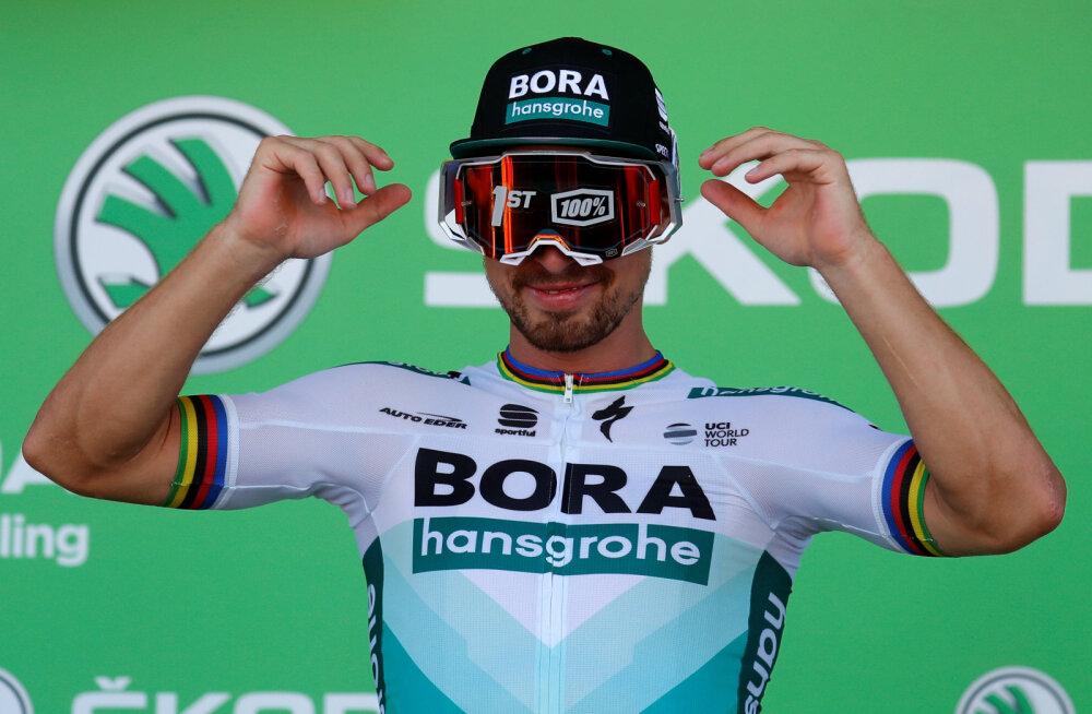 Tour de France'i viienda etapi võitnud Sagan jätkas suurepärast seeriat, Kangert ja Taaramäe said sama aja