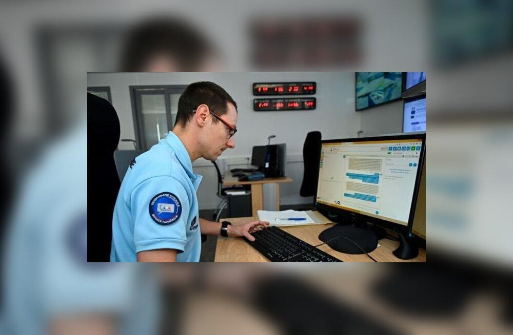 Коронавирус и насилие. Как эстонские и финские интернет-полицейские работают в условиях пандемии