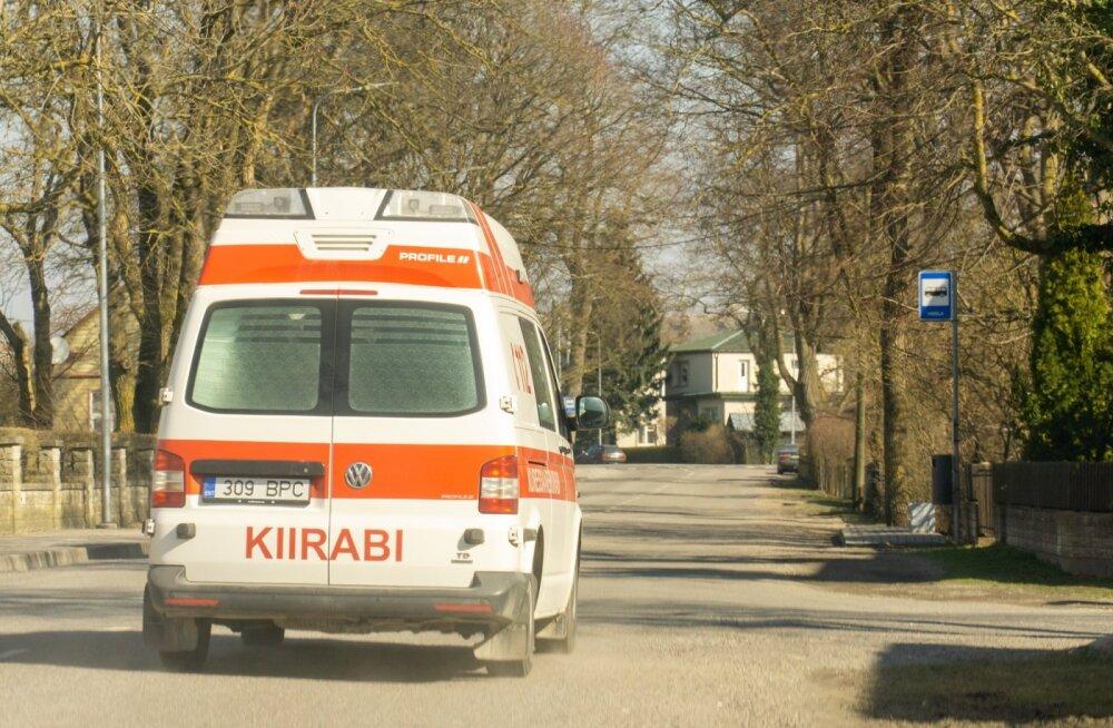 Aseris asuva hooldekodu töötaja nakatus koroonaviirusesse. Asutuses on üle 50 kliendi, neist vanim 96-aastane