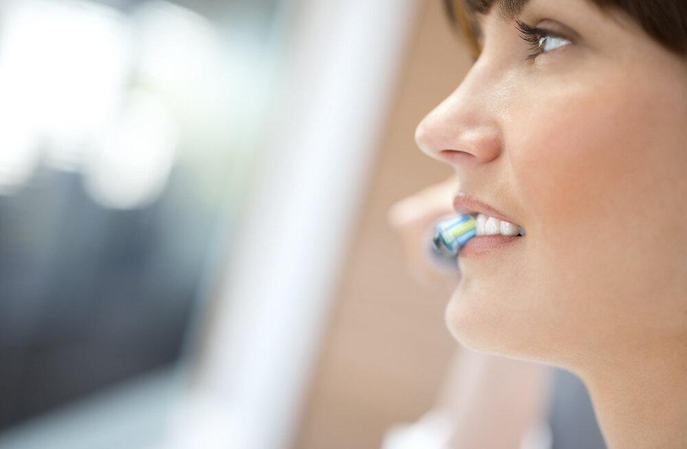 Kas suu on tõesti kõige räpasem osa kehast?