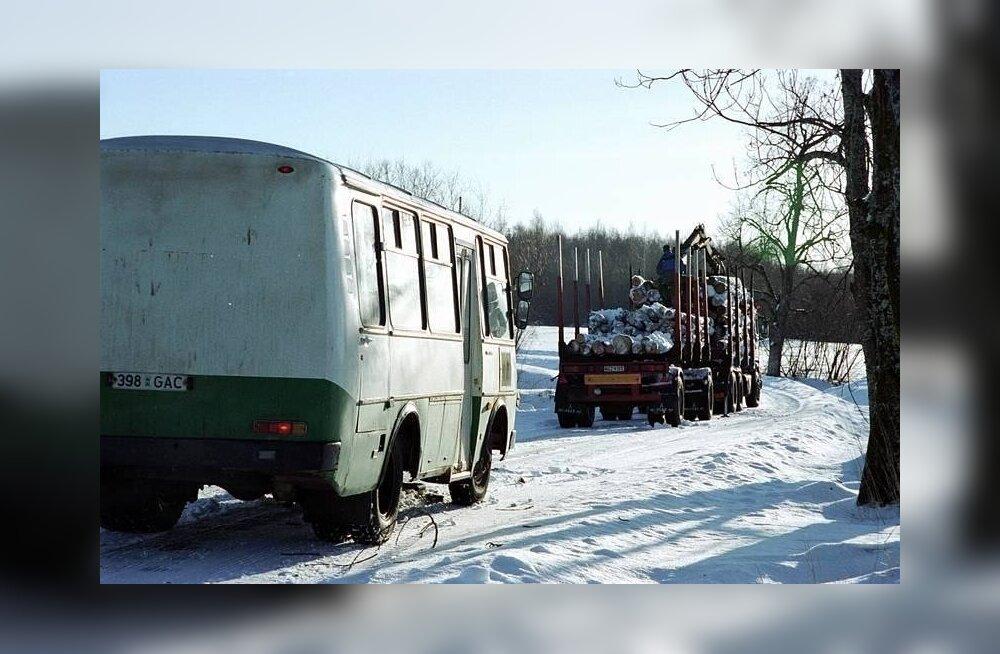 Lugeja: Ecolinesi bussiga saab reisida nõuka-aega!