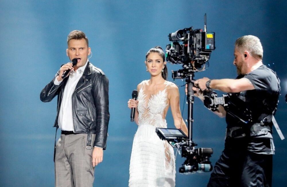 Eurovision 2017 Kiiev neljas päev