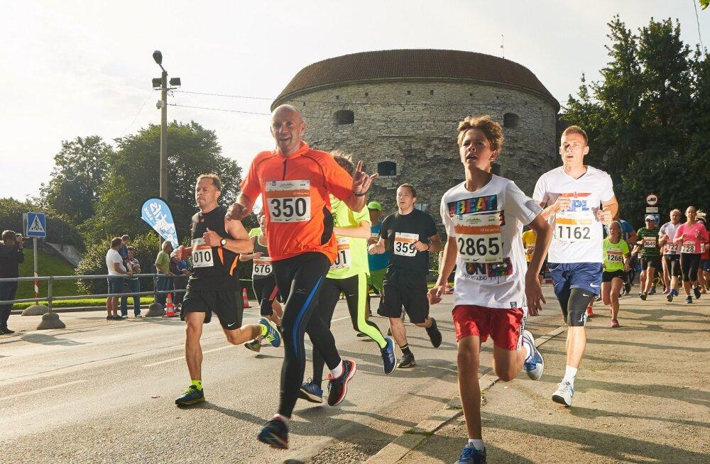 Jooksutreeneri soovitused: nullist kümne kilomeetri läbimiseni