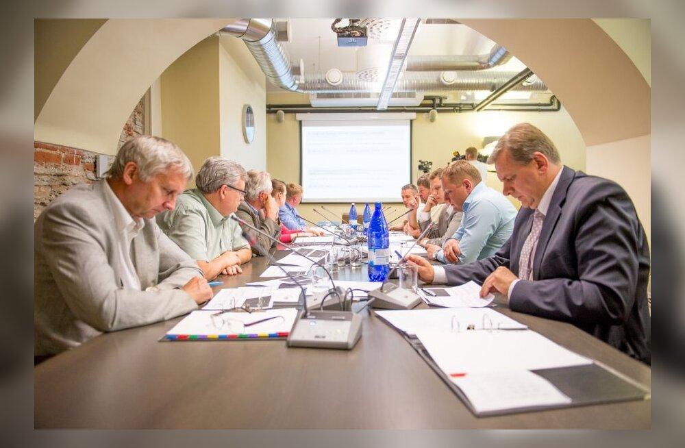 Maruste riigikogu arutelul: omavalitsuste rahastatavat meediat ei tohi ära kasutada poliitilistel eesmärkidel