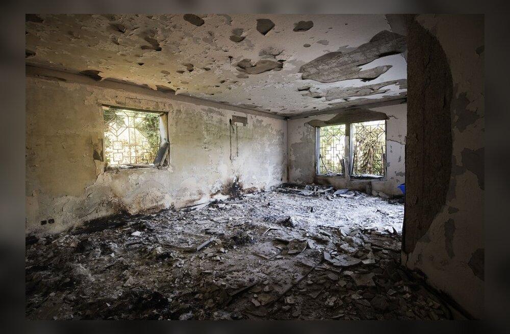 Ливия: погром консульства США был спланирован