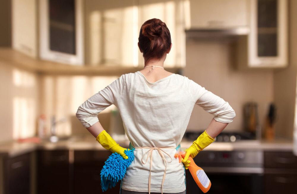 Mitte kõik naised ei unista võrdõiguslikkusest: turunduses töötav naine jättis karjääri seljataha, et hakata koduperenaiseks