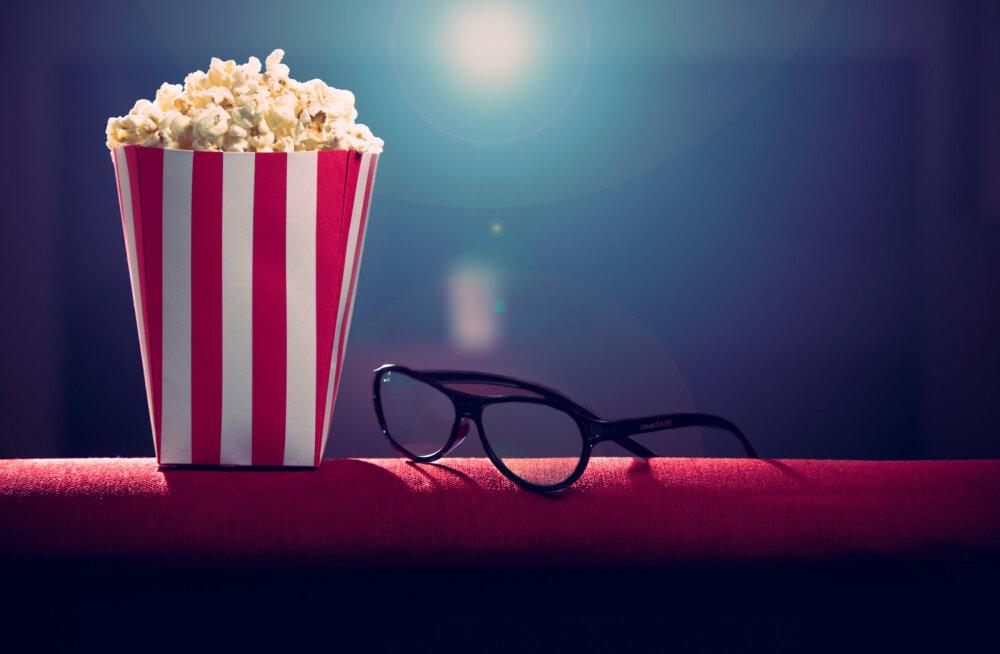 Firma pakub võimalust käia kinos 10 dollari eest kuus