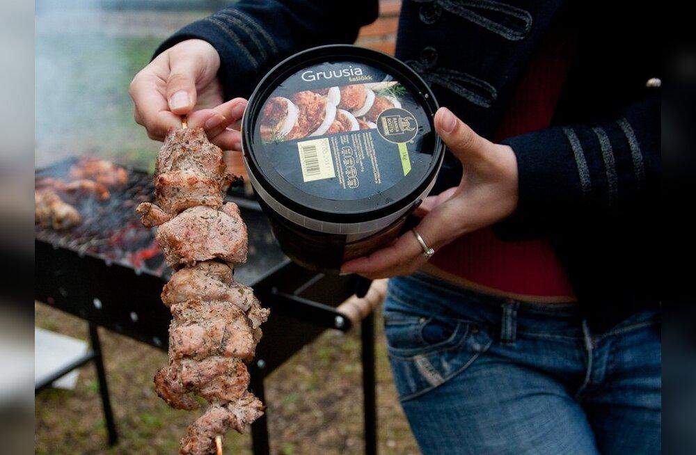 DELFI SUUR GRILLITEST: vaata, millised grillitooted viisid keele alla ja millised põrusid täielikult!
