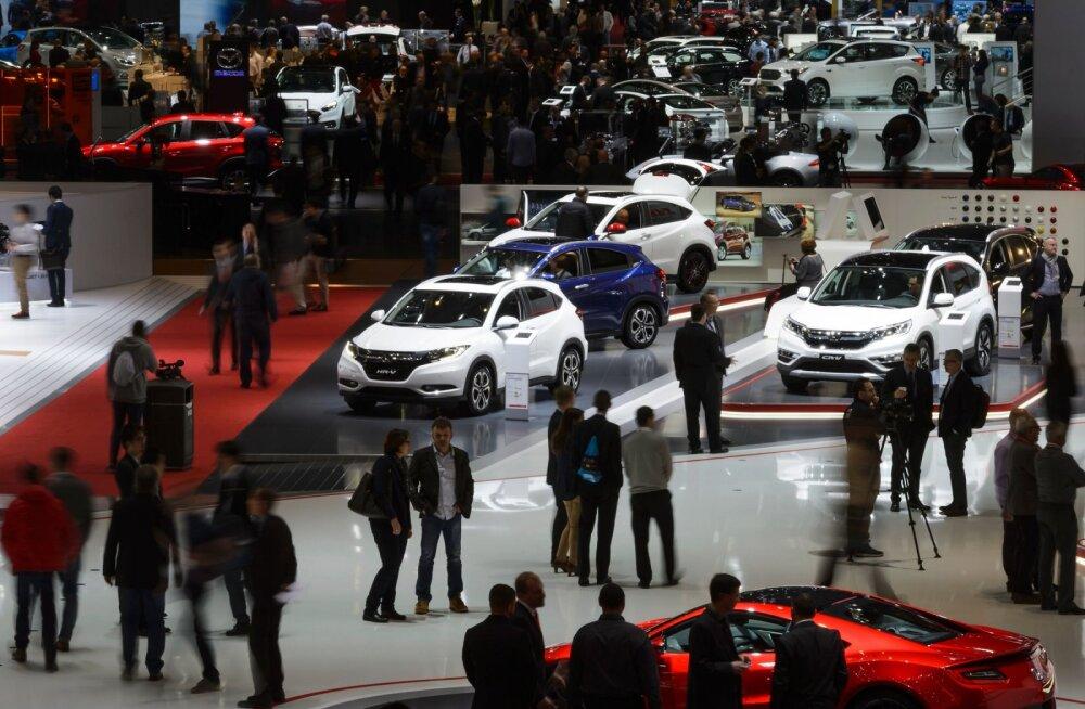 Genfi autonäitus 2016: esmamuljed – uudiseid vähe, aga tähtsaid!