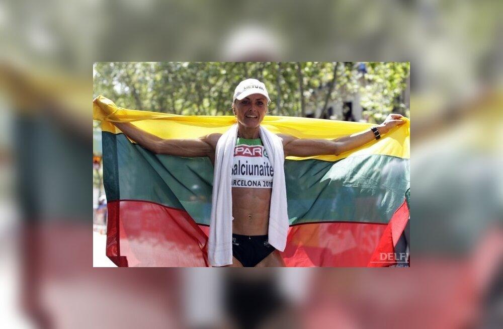 Leedulannast Euroopa meister sai esialgse võistluskeelu