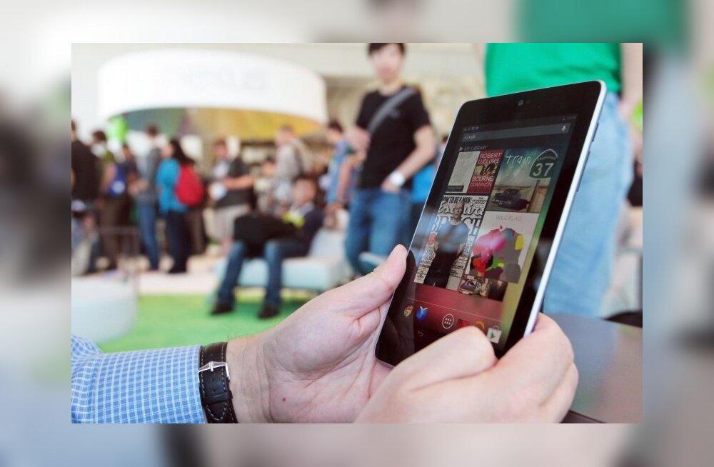 Pahavara pureb peamiselt Androidiga telefone