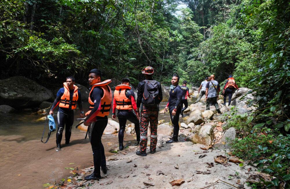 Malaisia võimud otsivad taga teismelist euroopa turisti