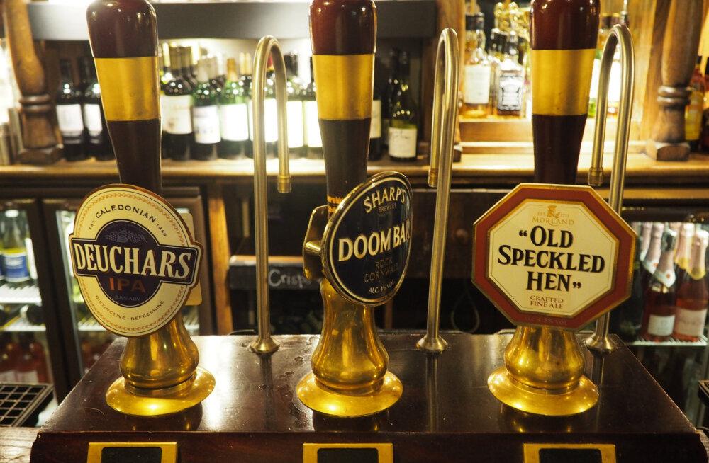 В европейском отеле вместо воды из кранов потечет пиво
