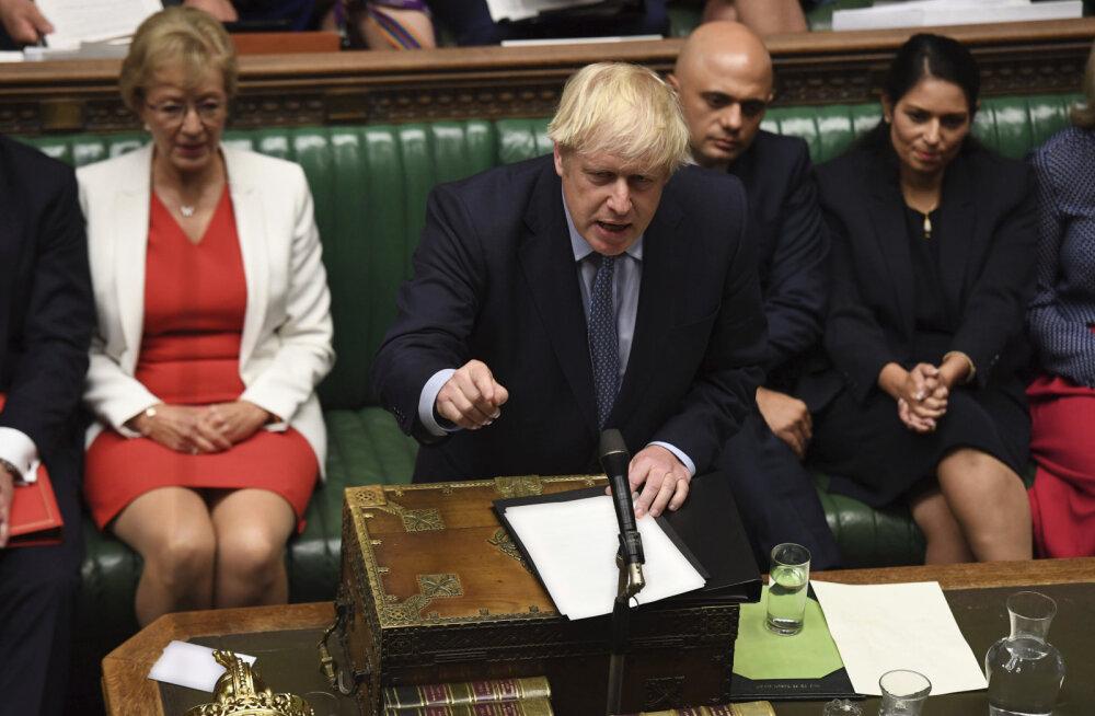 7:0. Briti peaminister sai parlamendis jälle vastu näppe