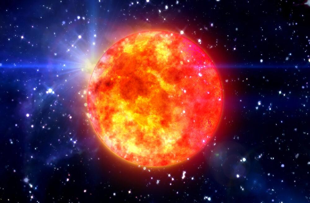 Betelgeuse tuhmumine võib anda märku peatsest supernoovast