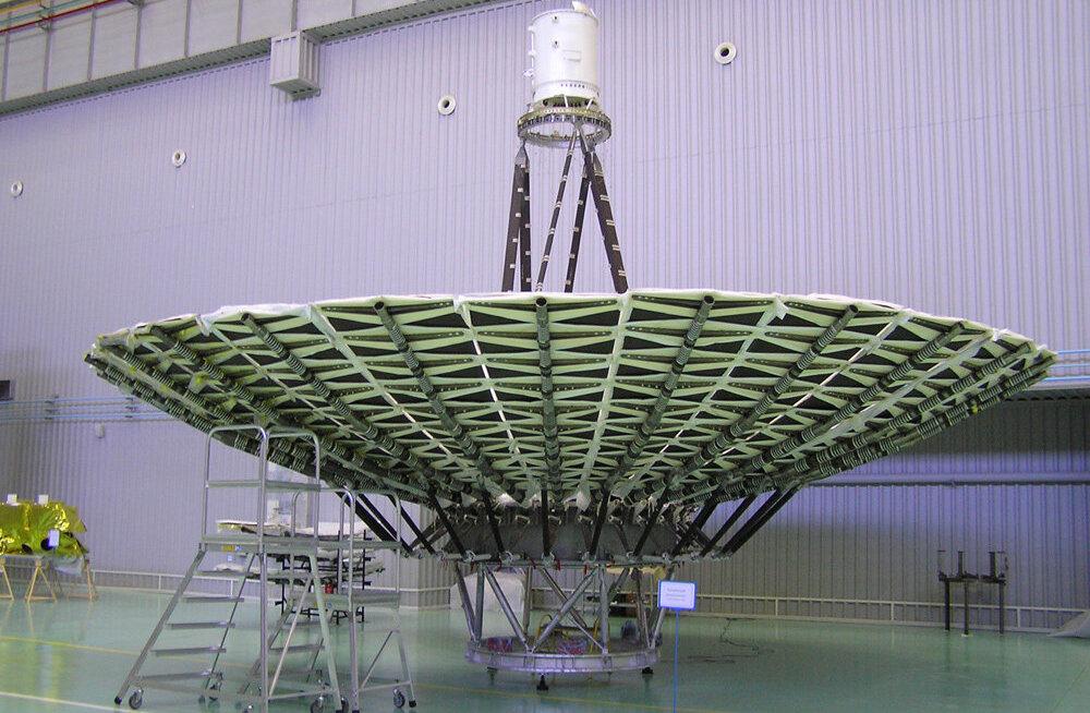 Venelased kaotasid oma ainsa kosmoseteleskoobiga kontakti