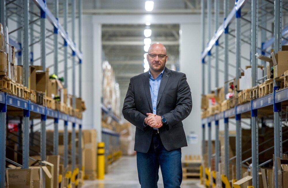 Viimaseid kuid Eesti suurima kaubandusketi Coopi juhi ülesandeid täitev Jaanus Vihand suundub meelelahutusärisse.