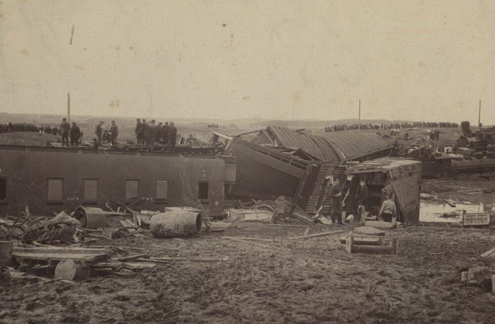 Kevadvihm muutis raudtee kõlbmatuks... Eesti ohvrirohkeim rongiõnnetus leidis aset aastal 1897
