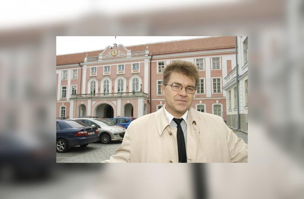 Кивиряхк: не считаю, что в Рийгикогу должна быть русская партия