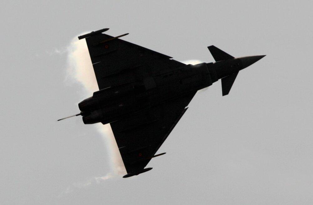 Hispaania õhujõud määrasid Eestis kogemata raketi välja lasknud piloodile minimaalse karistuse