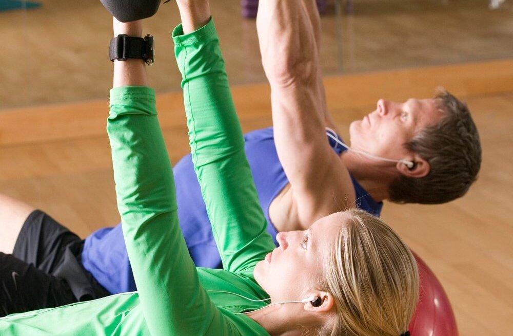 Fitnessnädal