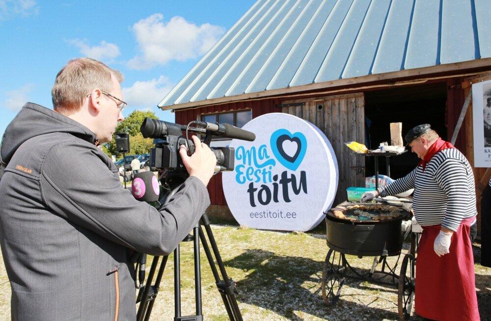 Eesti toidu kuu tähistamine