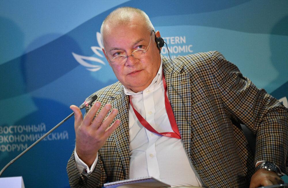 У Бюро данных об отмывании денег появились вопросы к Swedbank из-за санкций против Дмитрия Киселева