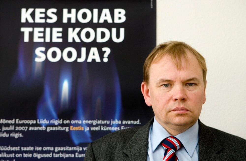 Konkurentsiameti peadirektor Märt Ots.