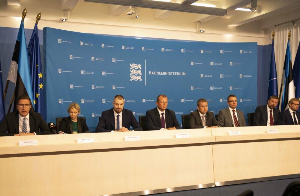 Ajalooline sündmus. Eesti projektid võitsid Euroopa Kaitsefondist enam kui 10 miljonit eurot