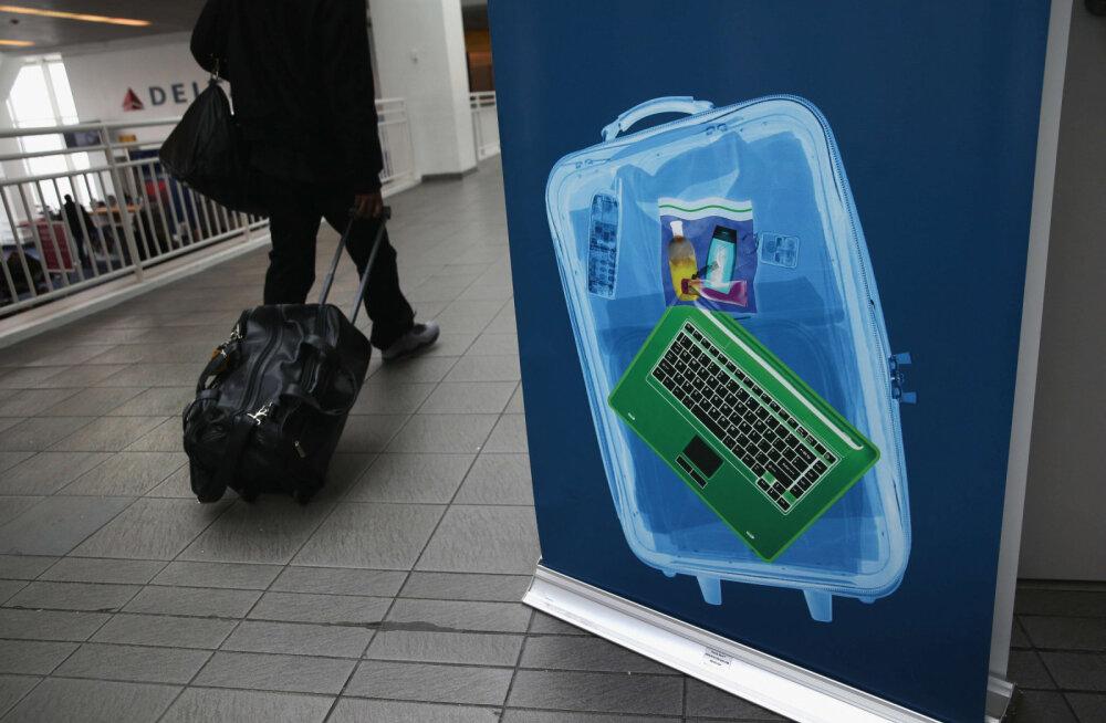 В британских аэропортах можно будет проносить жидкости на борт