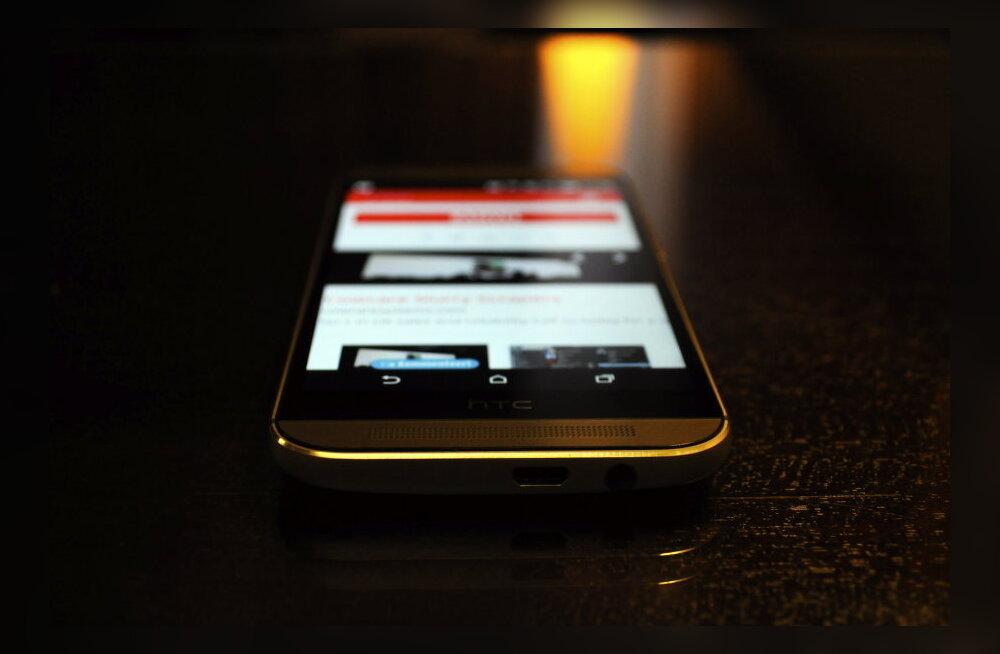 Karbist välja: HTC uus tipptelefon One (M8)