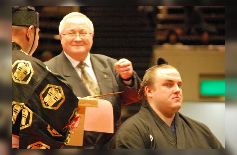 Baruto on nüüd ametlikult profisumo karjääri Jaapanis lõpetanud.