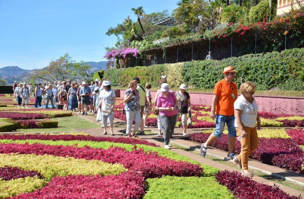 Madeira 2. päev
