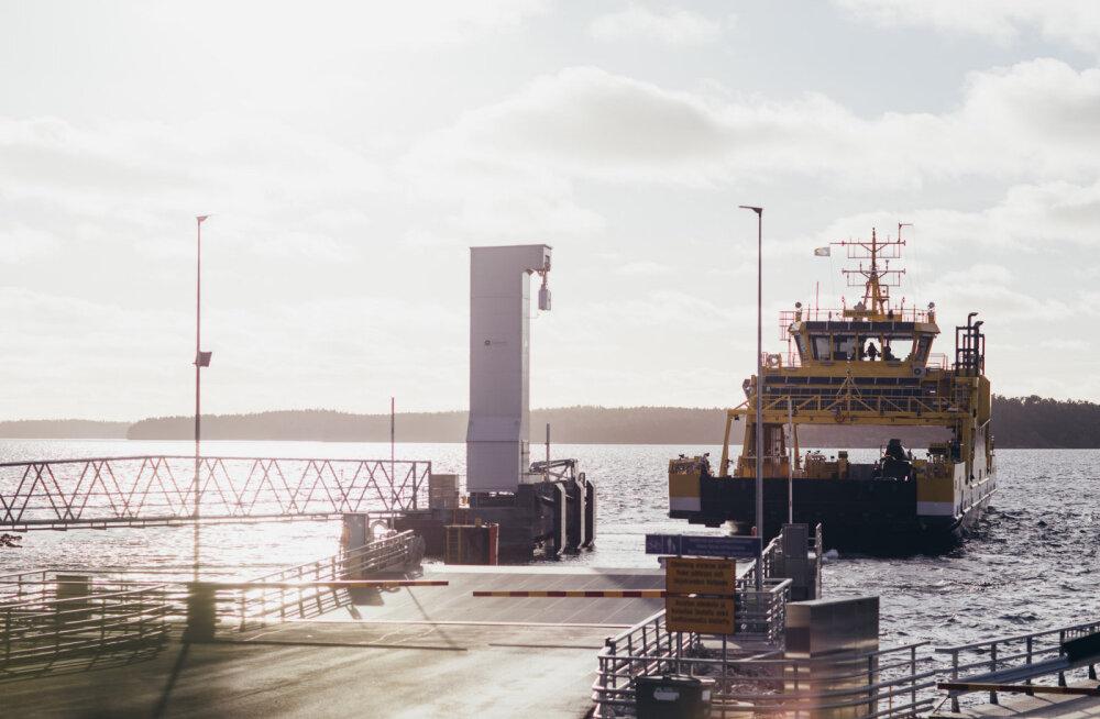 Esmalt Norras, nüüd ka Soomes: elektripraamid kinnitavad Põhjamaades kanda