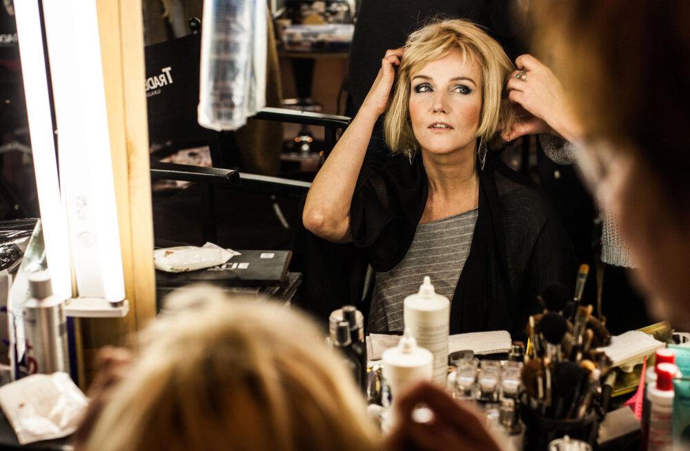 VIDEO! Ühe minuti jooksul võib juhtuda nii mõndagi: Vaata, kuidas Liina Vahtrikust saab Blondie