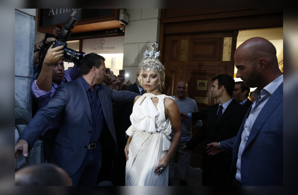 Lady Gaga teenistus kahaneb: vaata, millise noore staari pangakontole tiksub aastas kõige suurem summa!