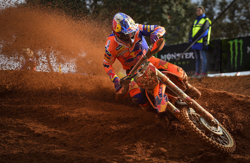 Venemaa GP - Herlings on tagasi rajal