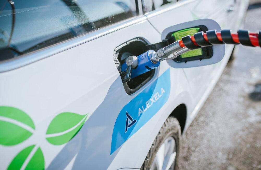 PUUST JA PUNASEKS: milline autokütus toob rahakotile võidu?