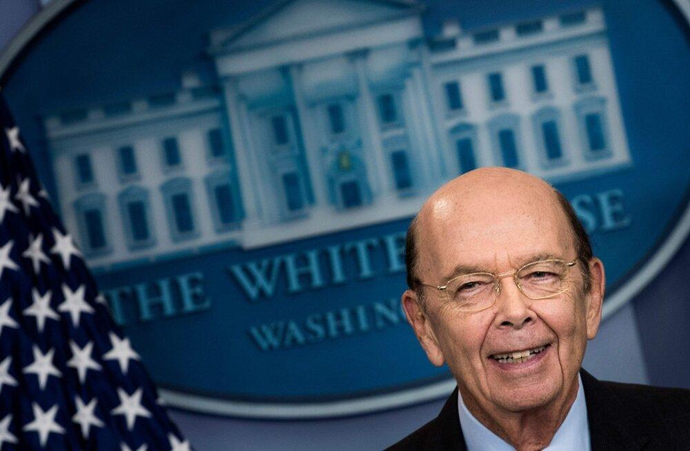 Enne ametissesaamist antud usutluses ütles USA kaubandusminister Wilbur Ross, et kehvad kaubanduslepingud sunnivad USA kapitali offshore-firmadesse pagema.