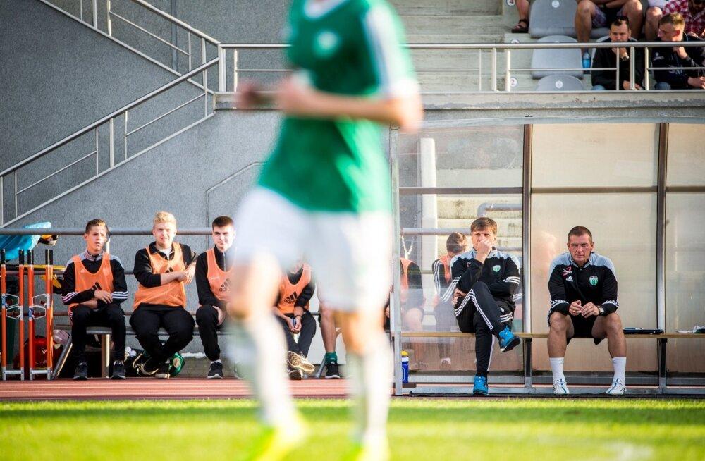 FC Levadia täiendas ridu