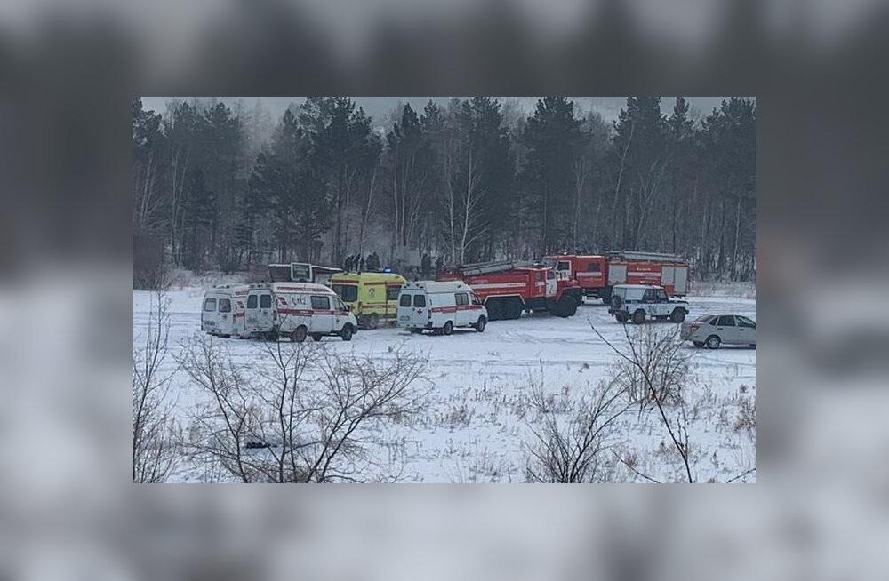 Venemaal Burjaatias sai kopteriõnnetuses surma neli inimest