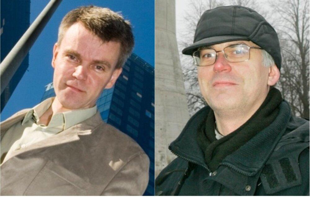 Olev Vaher ja Tarmo Kaldma