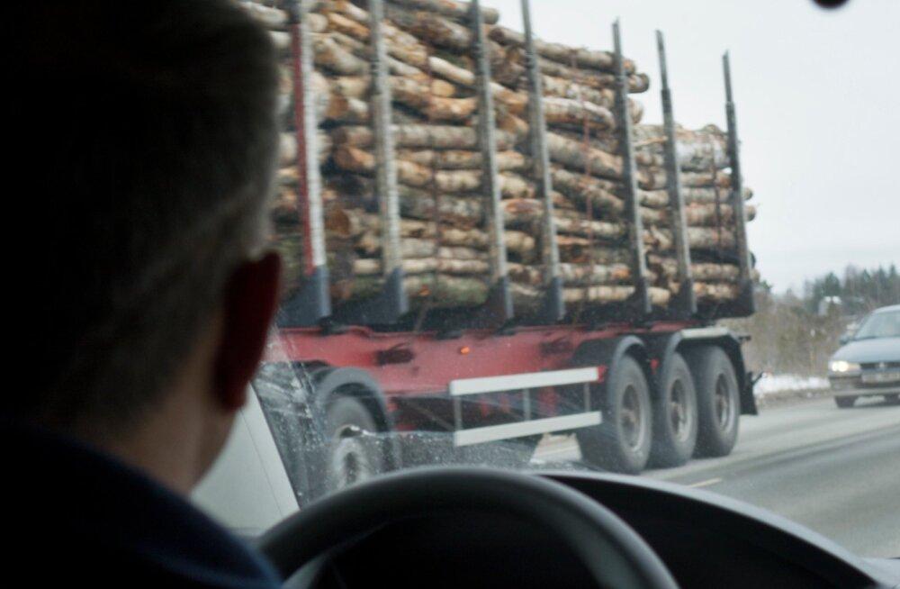 Koormuspiirang teel ajab ettevõtjad marru