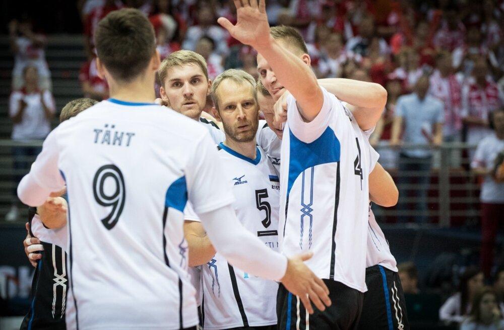Eesti koondis võitis Maailmaliiga kolmanda tugevusgrupi, kuid jäi esimesena välja MM-finaalturniirilt ja EM-il võidurõõmu ei tuntud.