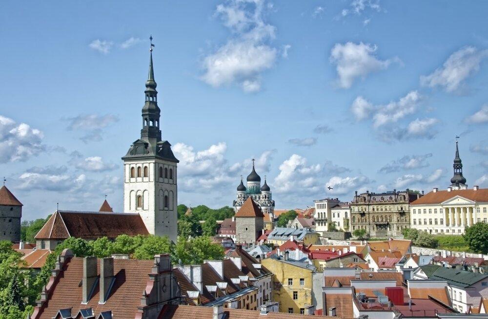 Pealinnas on pidu! Avasta, mida kõike saab Tallinnas augustikuus teha