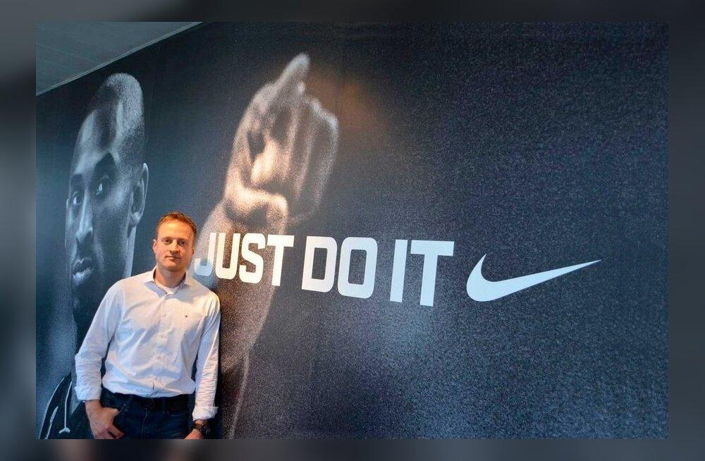 """Эстонец стал глобальным вице-президентом Nike: """"без жены я бы не сделал такую карьеру"""""""