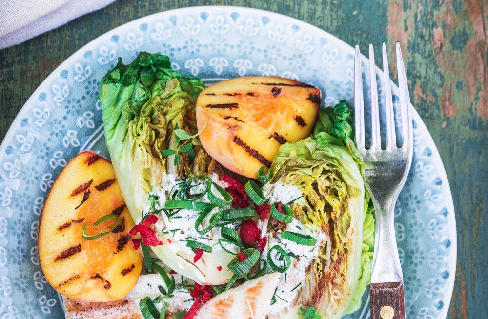 RETSEPT | Anni Rahula soovitab: salat, mis viib keele alla